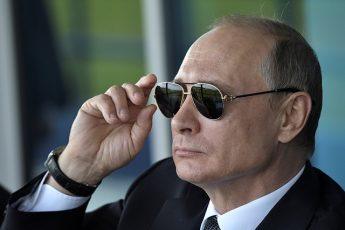 Фото Путина в кроссовках американского бренда